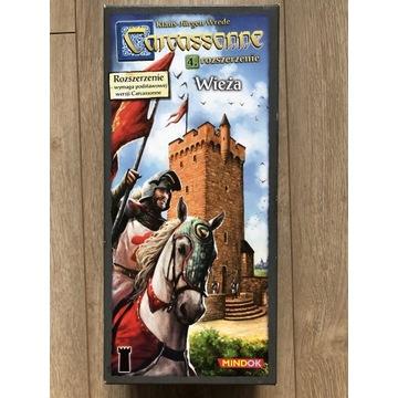Carcassonne, dodatek nr 4 - Wieża