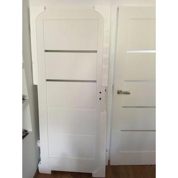 Nowe Skrzydło Drzwi Porta model Verte G2 szer. 80