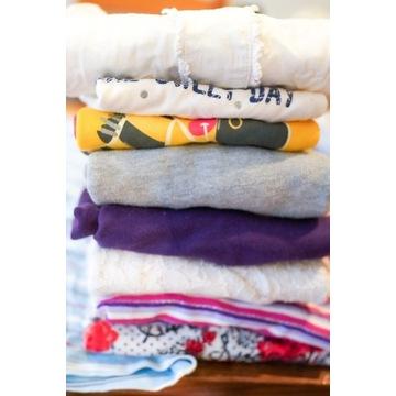 8 -pak bluzeczek dla dziewczynki 80-86cm