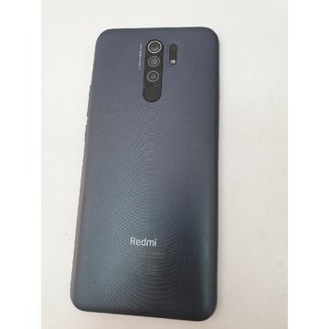 Xiaomi redmi 9 kompletny tył carbon gray