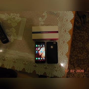 Sprzedam HUAWEI P10 lite +Szkło+nowa bateria