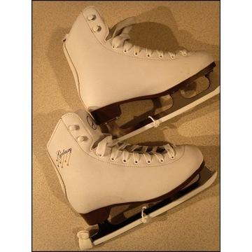 Łyżwy figurowe SFR GALAXY ICE SKATE rozmiar 34
