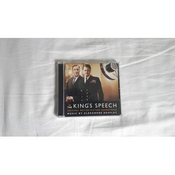The King's Speech OST CD