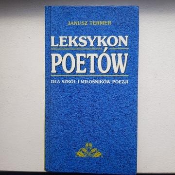 Leksykon poetów  Janusz  termer