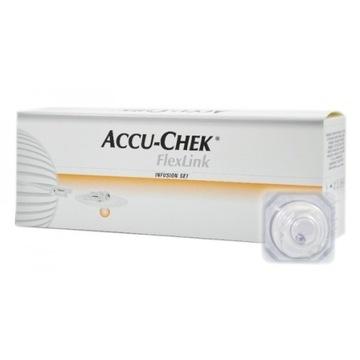 Zestaw infuzyjny Accu Chek FlexLink 6mm/60cm pompa