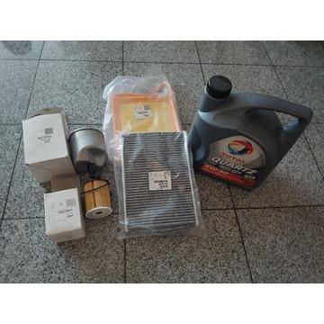 ZESTAW 4 FILTR OLEJ 5 l PEUGEOT 508 1.6 HDI oleju