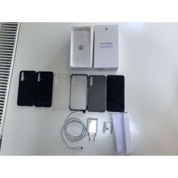 Huawei Nova5t stan BDB jak nówka + gratisy! 128GB