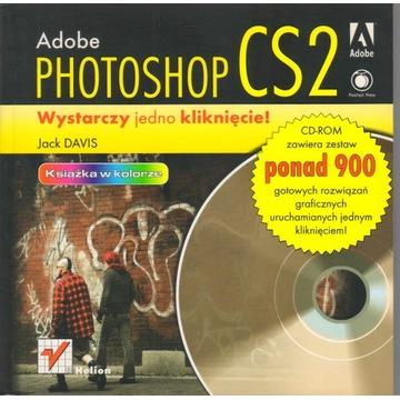 Adobe Photoshop CS2 Wystarczy jedno kliknięcie +CD