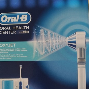Irygator OralB