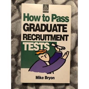 How to pass graduate recruitment test