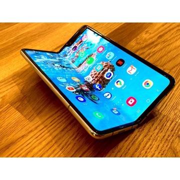 Samsung Fold 5G Aura Glow