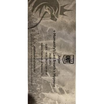Jinjer bilet HypePark 20.08.2021