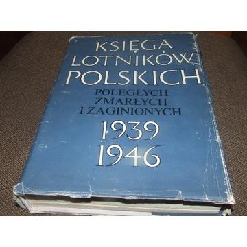 KSIĘGA LOTNIKÓW POLSKICH