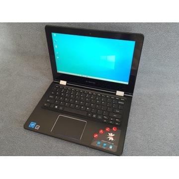 "Laptop YOGA 300 11,6""/1.6 GHz/4 GB/256 SSD/Win10"
