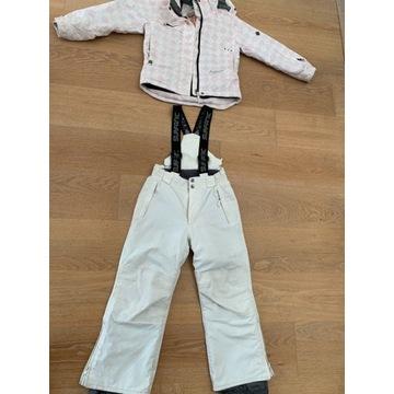 Narty kurtka spodnie Surfanic 128