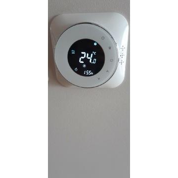 Sterowniki, termostat, regulator pokojowy