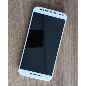 Motorola Moto X Style, biały