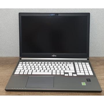 Lapto Fujitsu lifebook e754 fhd ips