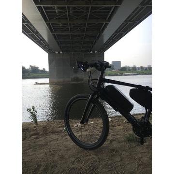 Ebike, rower elektryczny Cannondale BAD BOY 1000W