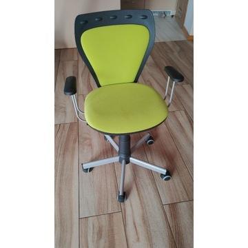 Krzesło krzesełko fotel dziecięcy do komputera