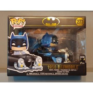 Batman FUNKO POP! Rides: Batman 1950 Batmobile 277