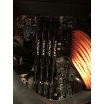 Pamięć RAM Kingston HyperX DDR4 16GB 2666Mhz CL15