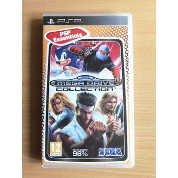 Gra PSP SEGA Mega Drive Collection Playstation