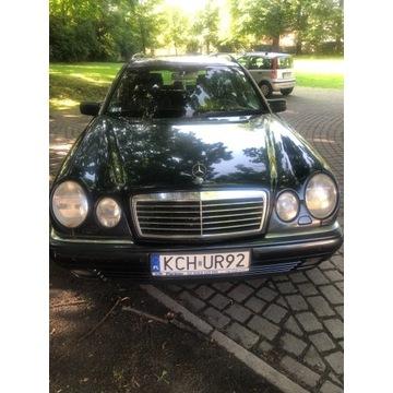 Mercedes E w210 combi 4matic
