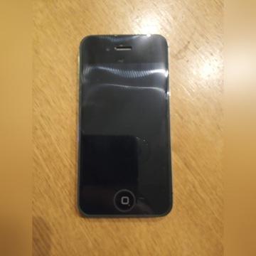 Smartfon Apple iPhone 4S czarny 16 GB