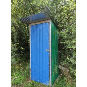 WC, kibel budowlany