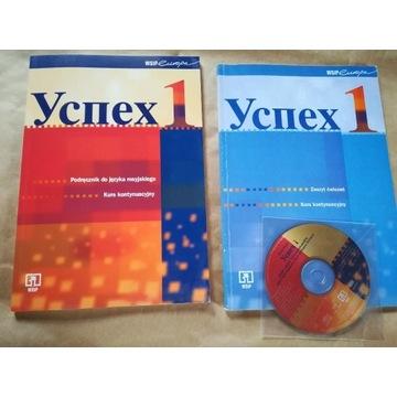 Ycnex 1 - podręcznik + ćwiczenia + płyta