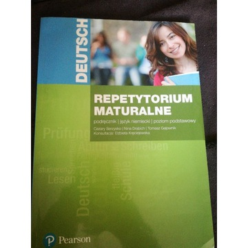LONGMAN REPETYTORIUM MATURALNE DEUTSCH MATURA PODS