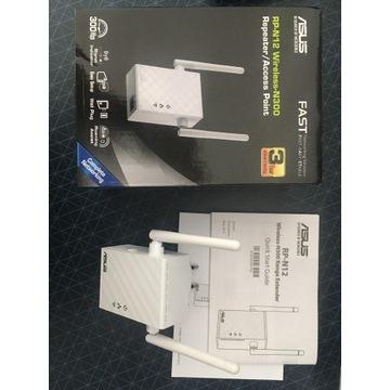 Asus RP-N12 wzmacniacz sygnału wifi range extender