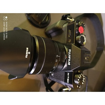 Aparat Fujifilm XT-20 + XC 16-50 OIS II  Gratis