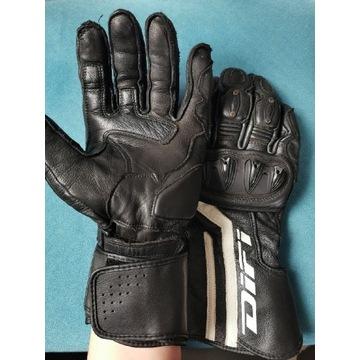 Męskie rękawice motocyklowe