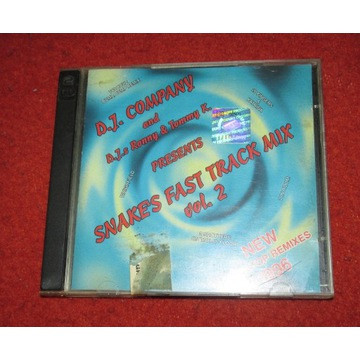 SNAKE'S FAST TRACK MIX VOL.2 SNAKES MUSIC