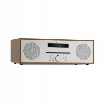 Silver Star CD-FM Odtwarzacz CD/radio 2 x 20 W mak