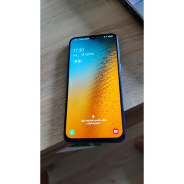 Samsung A40 niebieski