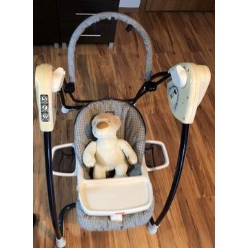 Huśtawka na baterie dla małego dziecka - SWING