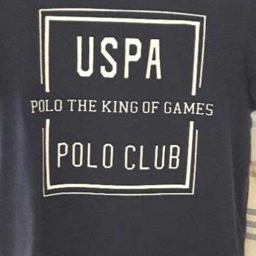 T-shirt męski US.POLO