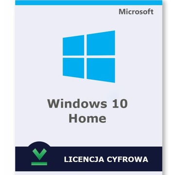 Windows 10 Home 32/64 Bit Klucz!
