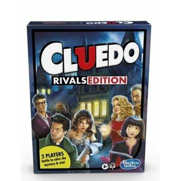 Cluedo, Edycja dla rywali / Rivals edition, NOWA