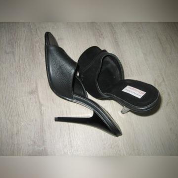 Buty różne sexy klapki szpilki sandalki