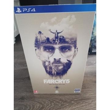 Far cry 5, figurka Father Edition