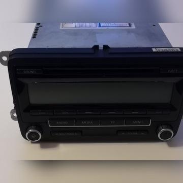 VW RADIO 1K0035186AA 7646281360 PASSAT B6 blaupunk