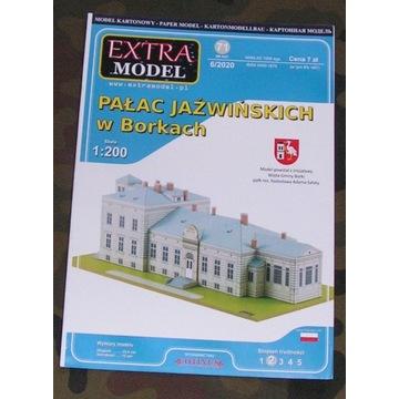 Extra Model - Borki pałac Jaźwińskich
