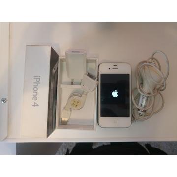 iPhone 4 - bez żadnych blokad