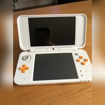 Nintendo 2DS XL jak nowa z Mario