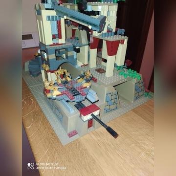 Lego Indiana Jones 7627 Świąt. Kryształow. Czaszki