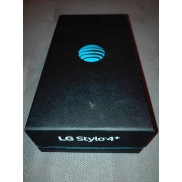 LG stylo 4+ nowy telefon z rysikiem
